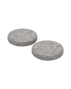 Dette sæt af koncentratplader er brugt til at vaporize waxes og olier med din Plenty eller Volcano vaporizer.