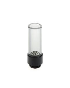 Dette mundstykke er lavet af højkvalitetplastik og er identisk med det inkluderede mundstykke til Flowermate V5 Nano