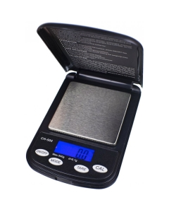 Lommevægten fra On Balance kan veje op til 500 gram med 0,1 grams præcished