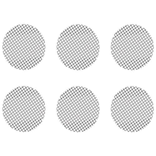 Dette sæt af små grovmaskede skærme indeholder 6 skærme der passer til Crafty, Mighty og doseringskapsel adaptere