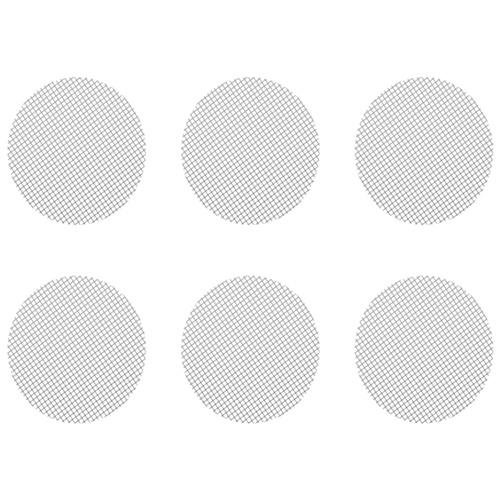 Dette sæt af små normale skærme indeholder 6 normale skærme der passer til Crafty og Mighty og i doseringskapsel adaptere