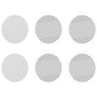 Dette sæt af små blandede skærme indeholder 4 grovmaskede skærme og 4 normale skærme der passer til Craft, The Mighty og i doseingskapsel adaptere